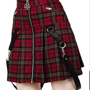 Dead Beatz Mini Skirt